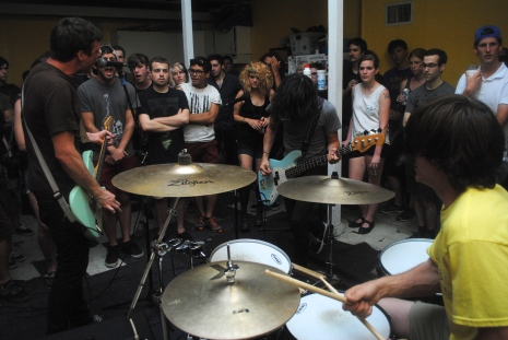Crybaby at Golden Tea House