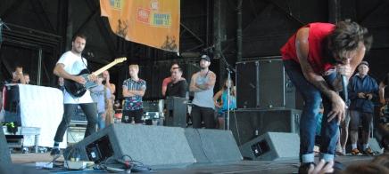 letlive. at Warped Tour
