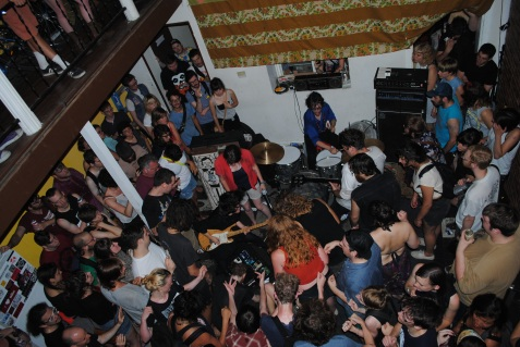 Screaming Females at The Golden Tea House