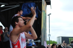 I See Stars at Warped Tour