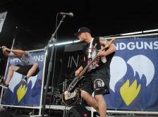 Handguns at Warped Tour