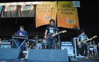 Motion City Soundtrack at Warped Tour
