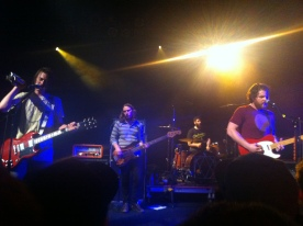 Manchester Orchestra at The Theater of the Living Arts