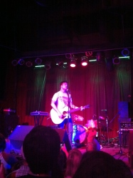 Anthony Green at The Note