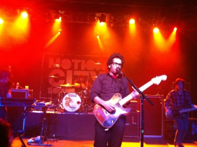 Motion City Soundtrack at The Theater of the Living Arts