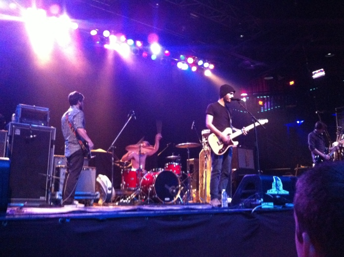 Moving Mountains at The Electric Factory