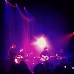 Death Cab for Cutie at Tower Theater