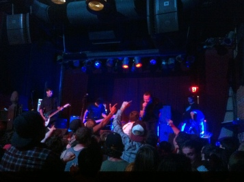 Touche Amore at The Note