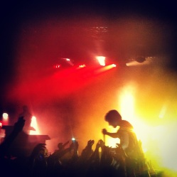 Crystal Castles at The Electric Factory