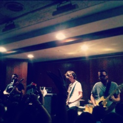 Into it. Over it. at First Unitarian Church