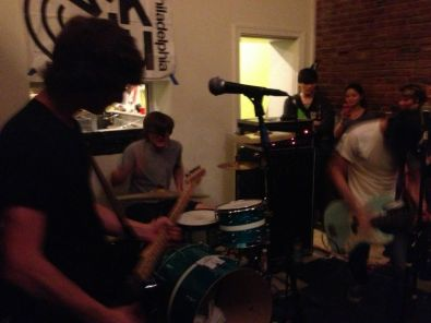 Crybaby at The Golden Tea House