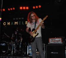 Maylene and the Sons of Disaster at the Chameleon Club