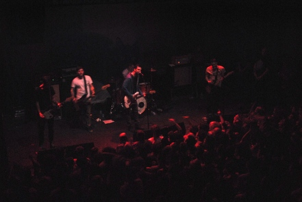 Balance and Composure at Union Transfer
