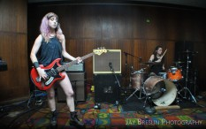 Potty Mouth at First Unitarian Church