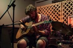 Andy McLeod at Fennario